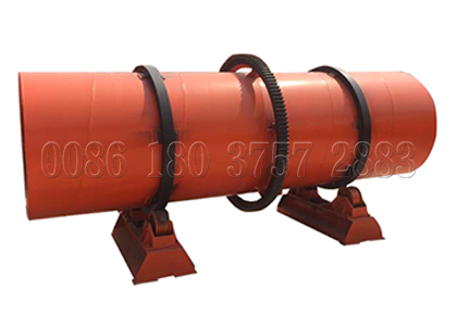 30t cow dung drum pelletizer