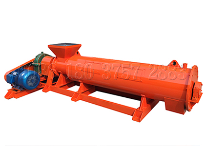 cow dung fertilizer granulation machine