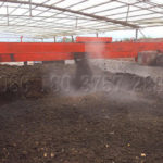 Manure Compost Making Machine