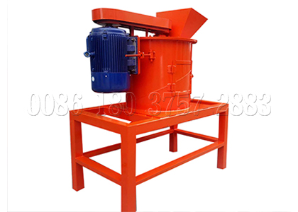 new vertical poultry waste crusher