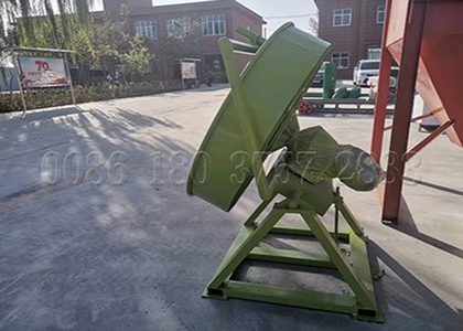 compost pan fertilizer pellet making machine