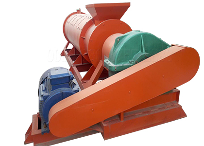new granulator for compost pellet making