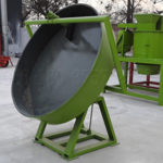 Disc Granulator for Manure Granules Making