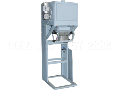 Powdery compost fertilizer packing machine